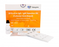 2019-nCoV IgG / IgM Detection Kit (Colloidal Gold-Based)